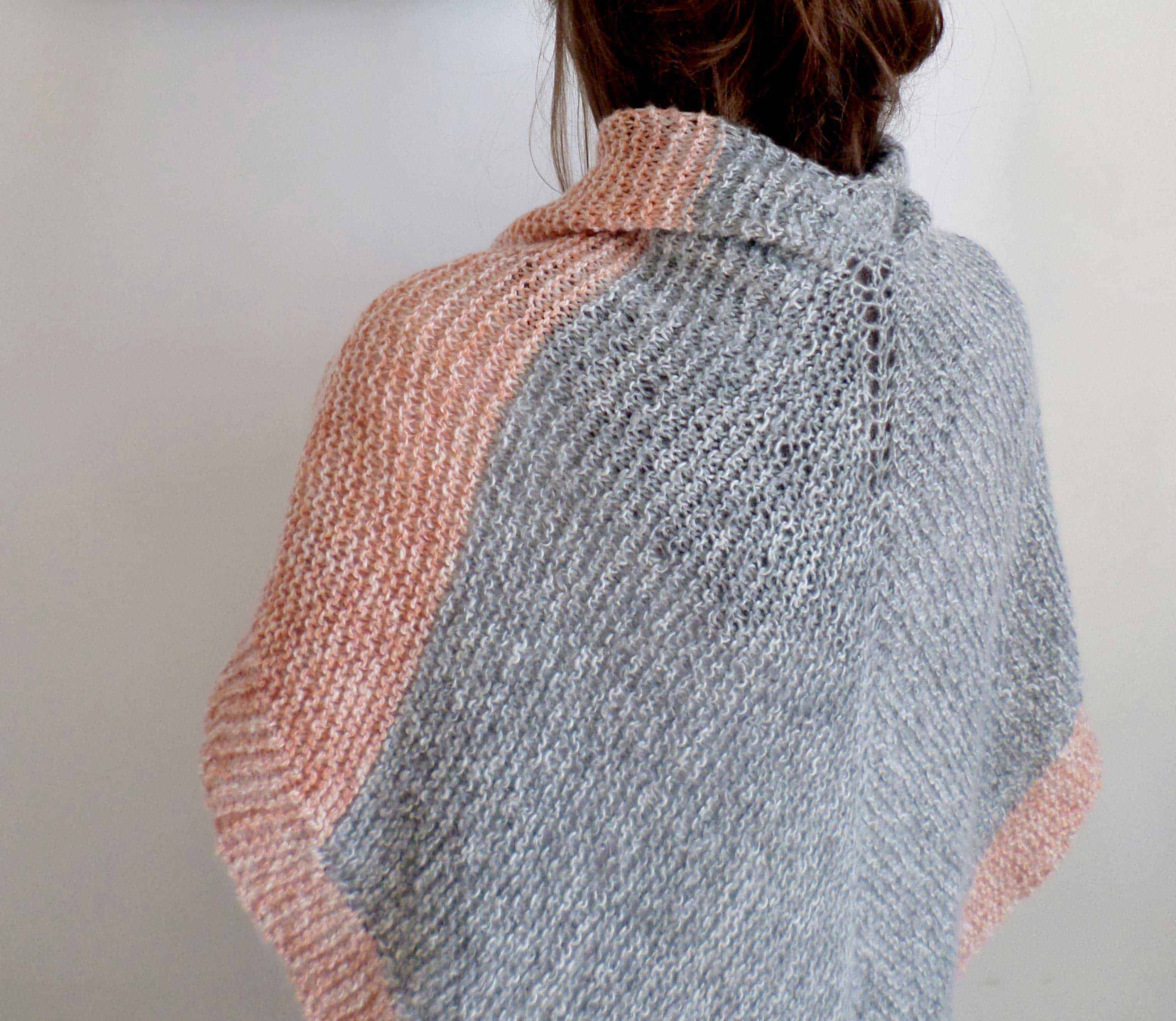 The Mineral Shawl Knit Kit