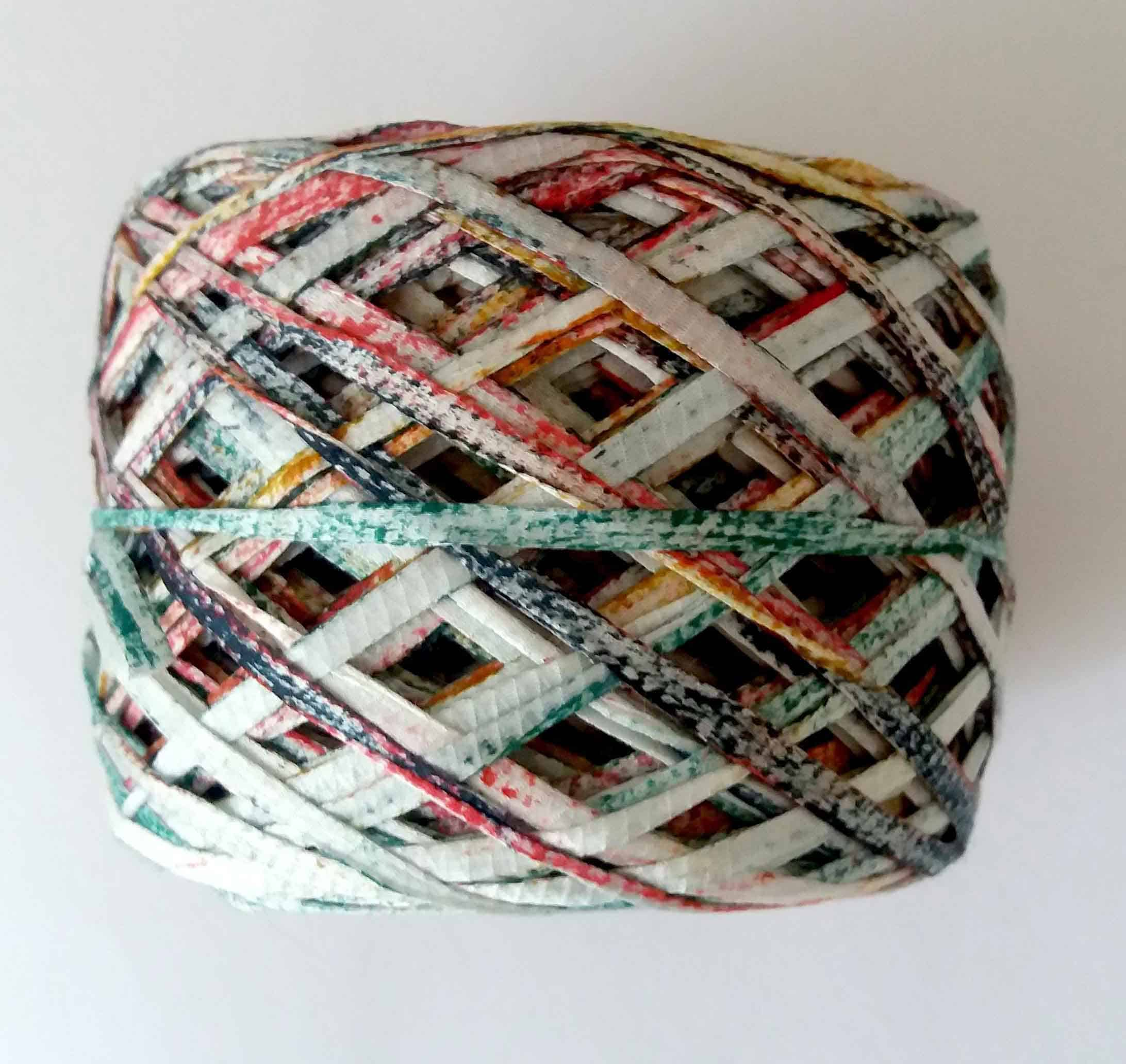 BRILLANTE Multicolour Cotton Ribbon