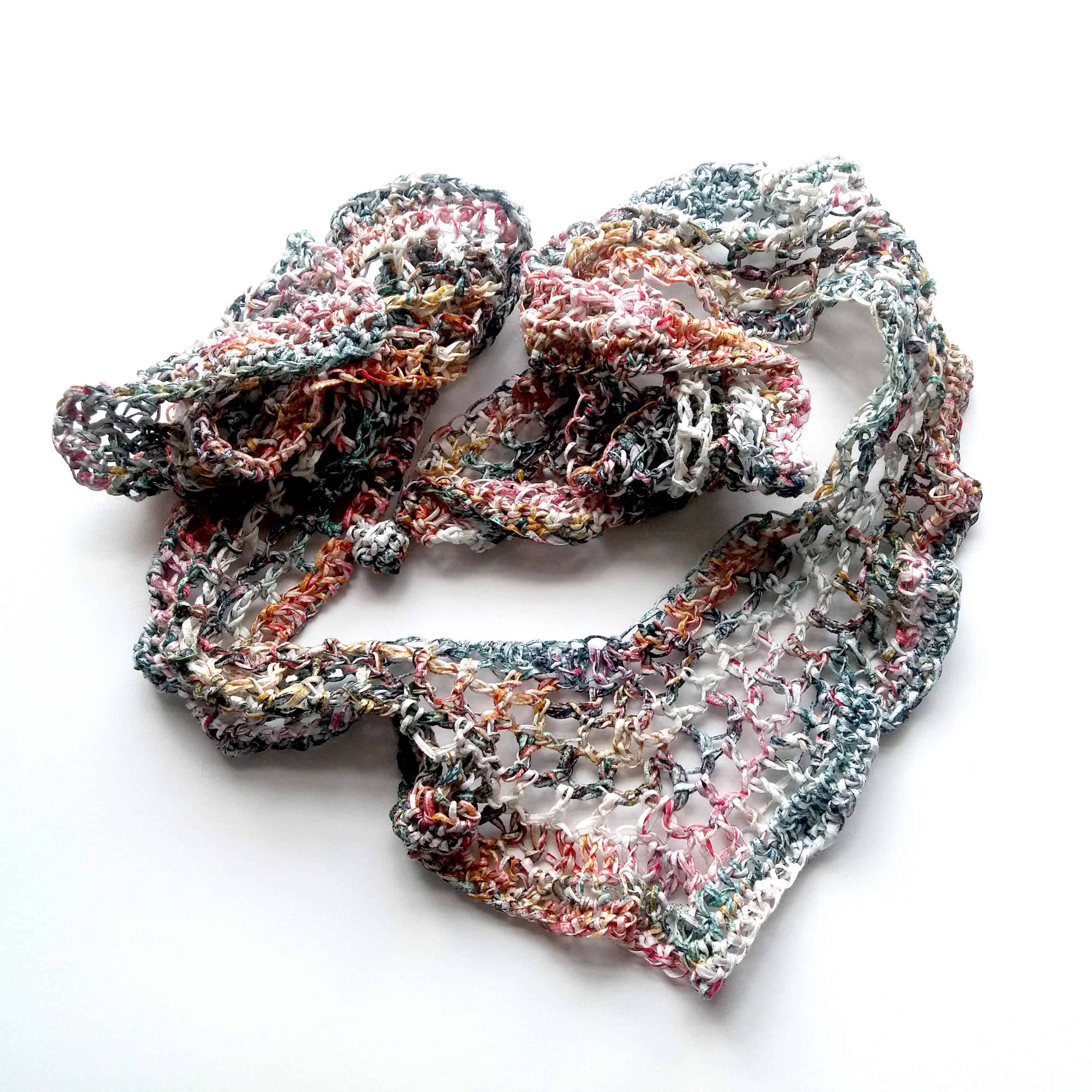 The Flora Little Scarf