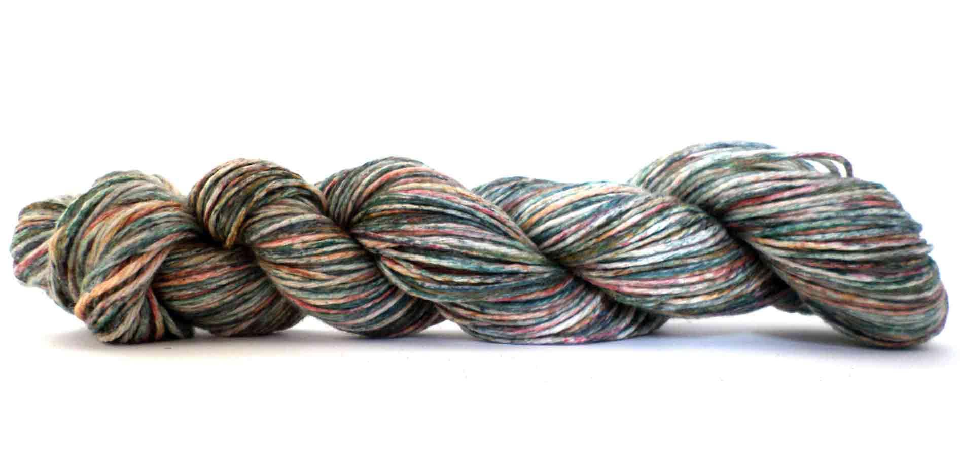 Vintage effect, 100% Merino Wool