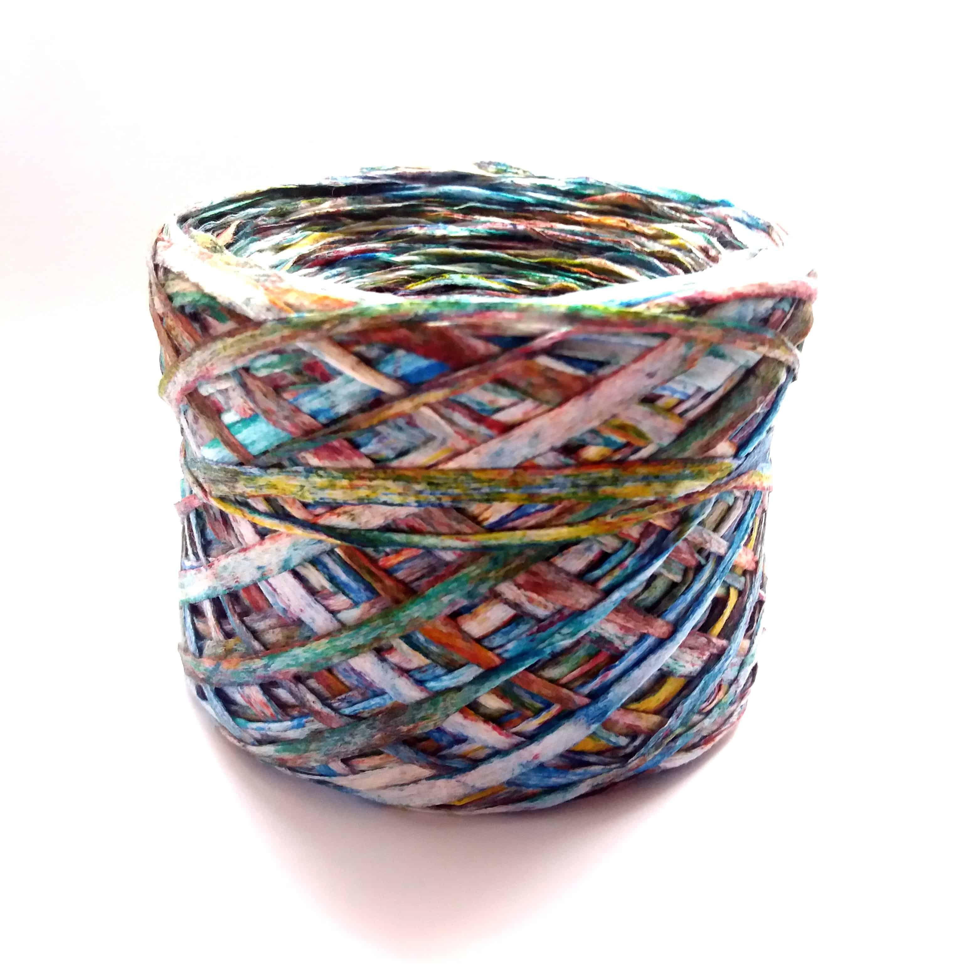 Multicolor Rayon Ribbon