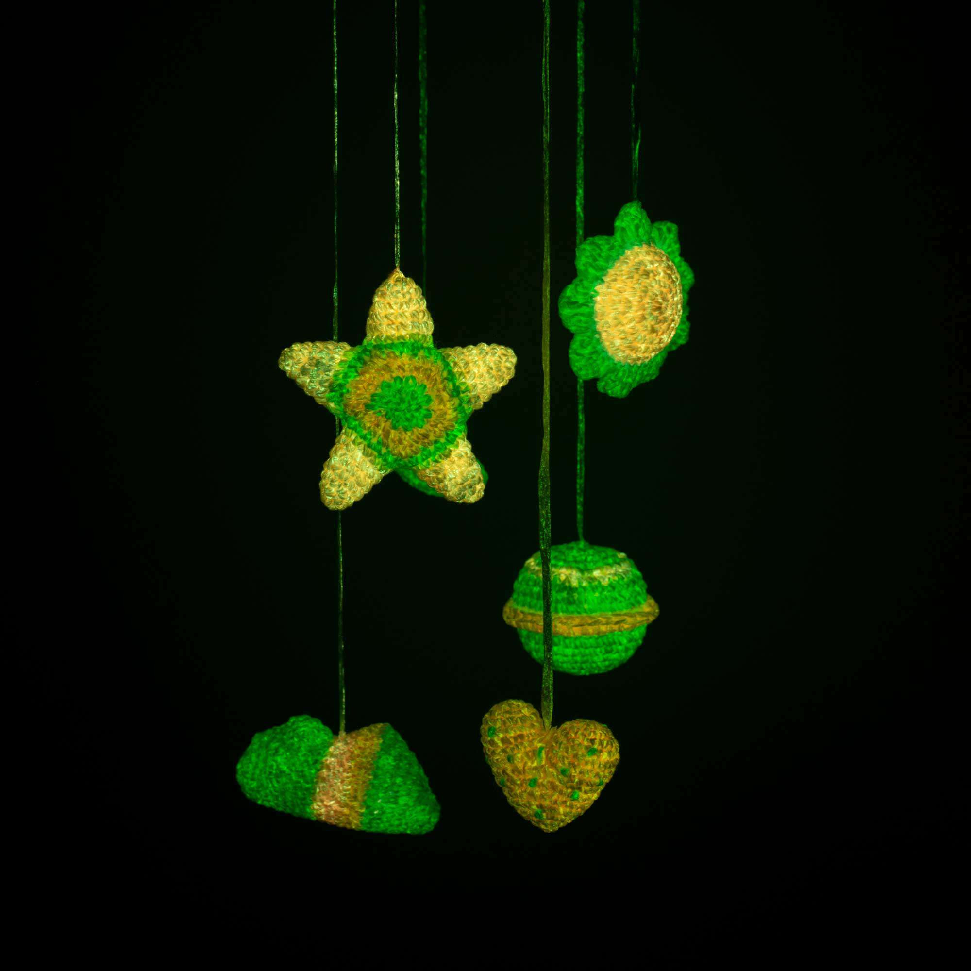 The Glow-in-the-dark Baby's Mobile