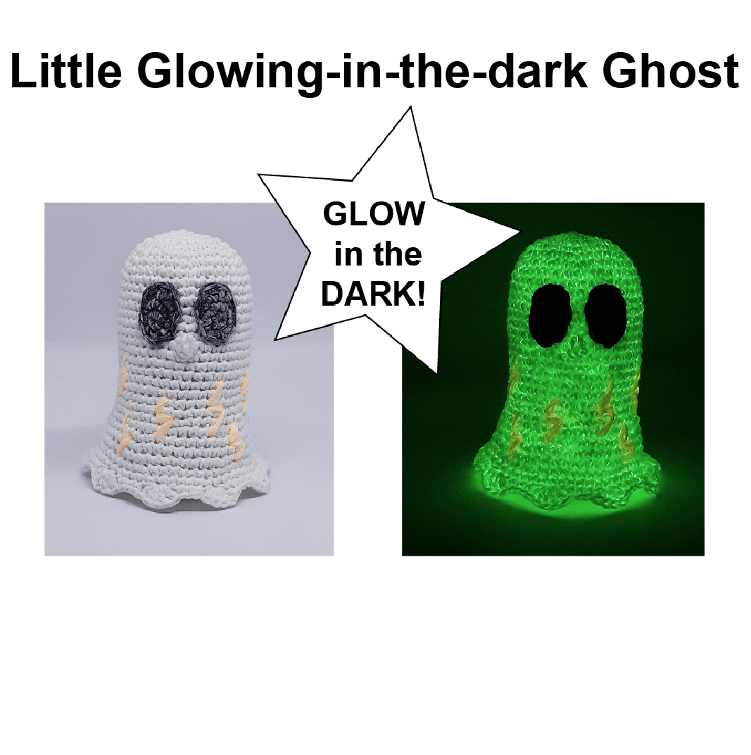 The Glow-in-the-dark Ghost