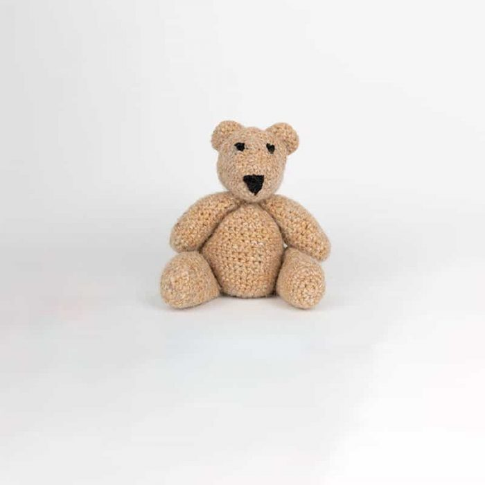 The Softest Teddy Bear Crochet Pattern