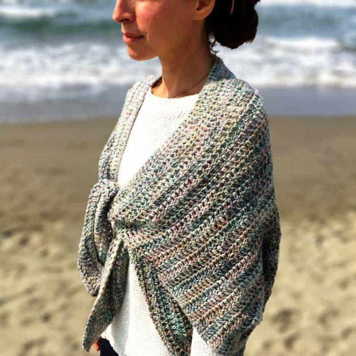 The Vintage Shrug Crochet Pattern