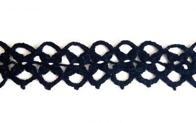 Silky Boho Choker Crochet Pattern