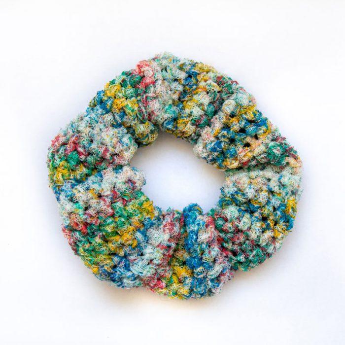 Vintage scrunchies – Crochet Pattern