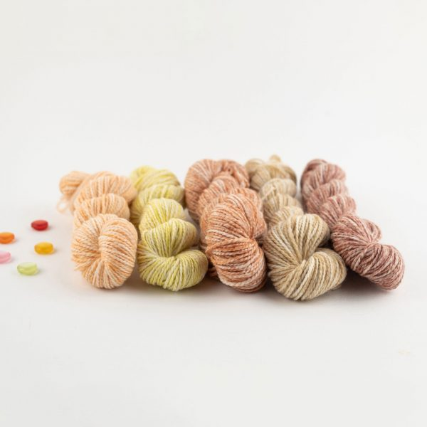 mineral merino wool set