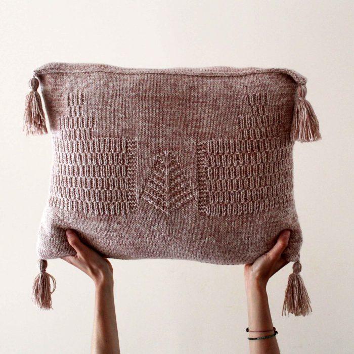 Tree of Life Cushion – Knitting Pattern
